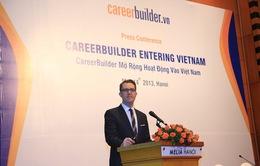 Careerbuilder mở rộng hoạt động tại Việt Nam