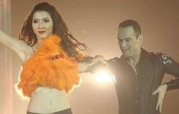 Ngọc Quyên bất ngờ chia tay Bước nhảy hoàn vũ