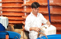 Nguyên liệu sản xuất nước mắm: Thiếu trầm trọng