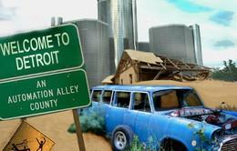 """""""Kinh đô"""" của ngành xe hơi Mỹ có nguy cơ phá sản"""