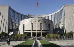 """Trung Quốc: Ngân hàng Trung ương """"bơm"""" tiền trở lại"""