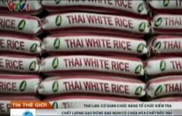 Thái Lan kiểm tra gạo đóng bao nghi chứa hóa chất độc hại