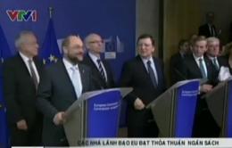 Lãnh đạo EU đạt thỏa thuận ngân sách 2014-2020