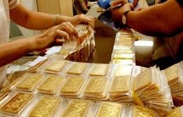 Tiếp tục đấu thầu 917.000 lượng vàng