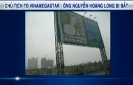 Chủ tịch Tập đoàn Vina Megastar bị bắt