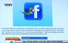 1 triệu người Việt có thể bị lừa đảo trực tuyến