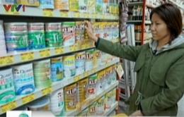 Phát hiện chất gây bệnh tim trong sữa bột Trung Quốc