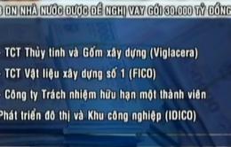 3 DN Nhà nước được đề nghị vay gói 30.000 tỷ đồng