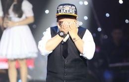 Thí sinh The Voice Kids khóc ngay trên sân khấu vì quên lời
