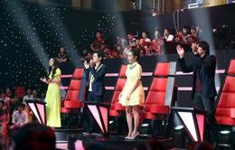 Hình ảnh ấn tượng vòng Liveshow Giọng hát Việt nhí