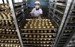 """Thượng Hải """"náo loạn"""" vì nhân bánh Trung thu làm từ... 2 năm trước"""