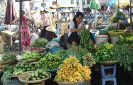 Hà Nội: Giá thực phẩm bắt đầu hạ nhiệt