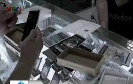 Smartphone giá rẻ lấn át iPhone ở Trung Quốc