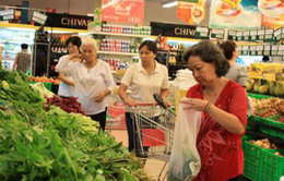 TP.HCM: Chỉ số giá tiêu dùng tháng 8 tăng 0,31%