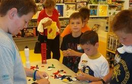 Lego trở thành nhà sản xuất đồ chơi lớn thứ 2 thế giới