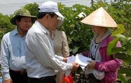 Khắc phục hậu quả lốc xoáy tại huyện Bình Chánh