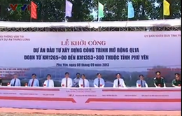 Mở rộng quốc lộ 1A qua tỉnh Phú Yên