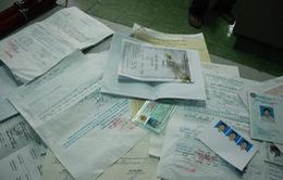 Hà Nội: Gia tăng các vụ lừa đảo bằng giấy tờ giả