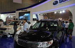 Thị trường ô tô có nhiều tín hiệu khả quan