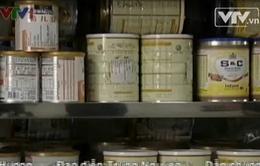 Một số hãng sữa Trung Quốc bị điều tra vì tội hối lộ