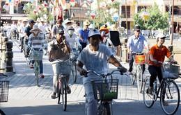 """TP Hội An tổ chức """"Ngày không khói xe 2013"""""""