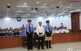 Tòa án Trung Quốc tuyên Bạc Hy Lai tù chung thân