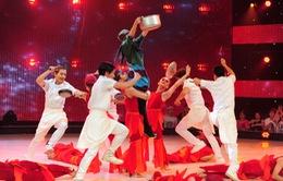 """Thí sinh mang xoong chảo lên sân khấu khiến giám khảo """"nổi da gà"""""""