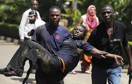 Xả súng đẫm máu tại Thủ đô Kenya