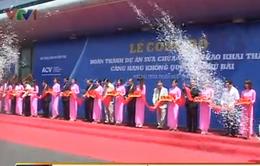 Khánh thành nâng cấp Nhà ga quốc tế Phú Bài