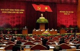 Khai mạc Hội nghị Trung ương 8 khóa XI
