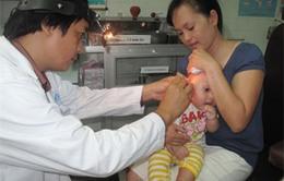 Cách nhận biết và xử trí viêm tai giữa ở trẻ nhỏ