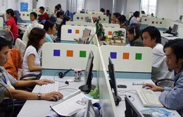Xuất khẩu phần mềm tăng trưởng ấn tượng