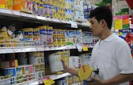 Sữa nhập khẩu và giá trị của niềm tin