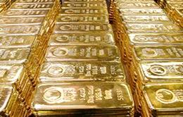 Giá vàng giảm, chênh lệch giá thế giới 4,5 triệu đồng/lượng