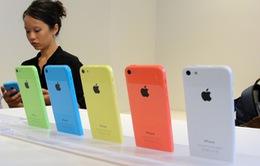 Apple sẽ bán iPhone 5S và 5C ở 35 thị trường mới