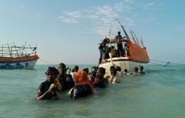 Italy: Đắm tàu chở người di cư