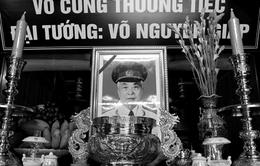 Hình ảnh trước lễ viếng Đại tướng Võ Nguyên Giáp