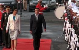 Thủ tướng Trung Quốc thăm Thái Lan