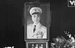 VIDEO: Lễ viếng Đại tướng Võ Nguyên Giáp tại Hà Nội