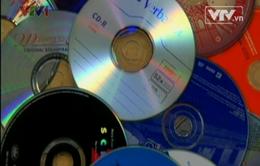Sử dụng đĩa CD cũ trong việc xử lý nước thải