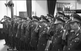 VIDEO: Lễ viếng Đại tướng Võ Nguyên Giáp tại Điện Biên