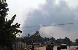 19 người chết trong vụ nổ kho pháo