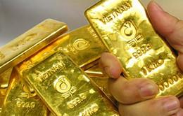 Vàng lùi dần về 37 triệu đồng/lượng