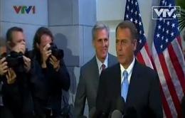 Hạ viện Mỹ bất ngờ hủy bỏ phiếu về ngân sách tạm thời