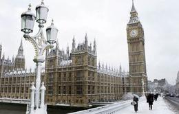 Kinh tế Anh tăng trưởng nhanh nhất trong 3 năm