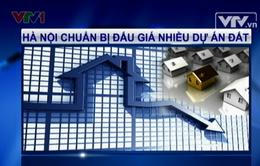 Hà Nội chuẩn bị đấu giá nhiều dự án đất