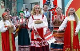 Nhiều hoạt động trong Những ngày văn hóa Nga tại Việt Nam