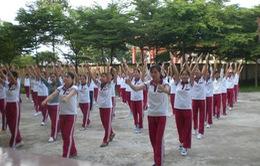 Giáo dục thể chất: Tăng cường trí thông minh cho trẻ
