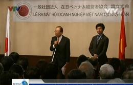Hội doanh nghiệp Việt Nam tại Nhật Bản chính thức đi vào hoạt động
