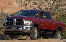 Hãng ô tô hàng đầu Mỹ thu hồi 1 triệu xe tải Dodge